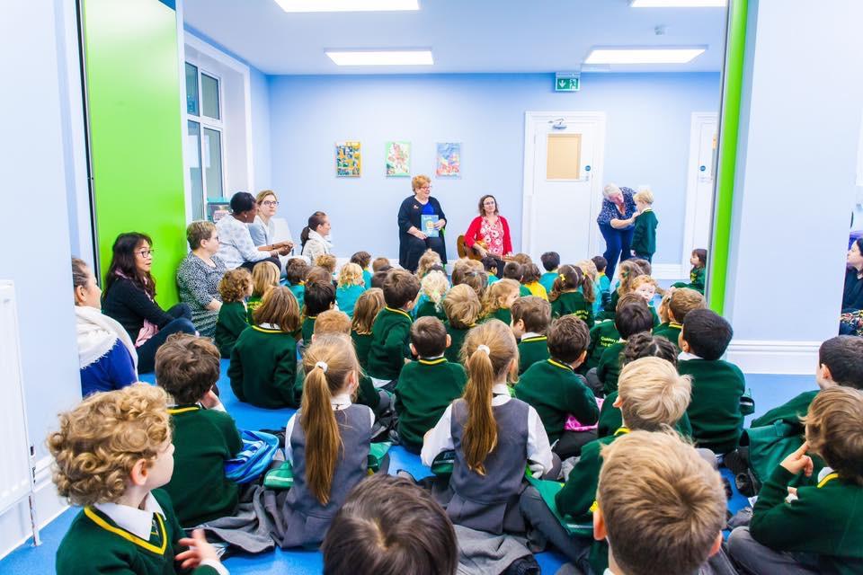KIS姉妹校英国GHS授業風景
