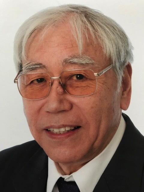 英国前田学園・前田勝敏先生